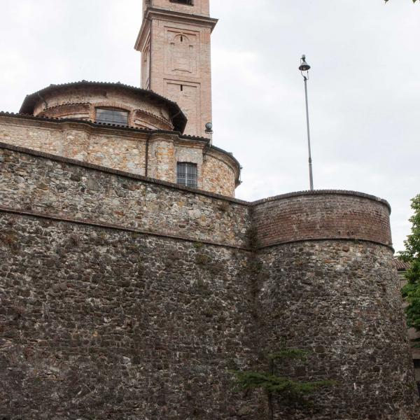 The Medieval Walls